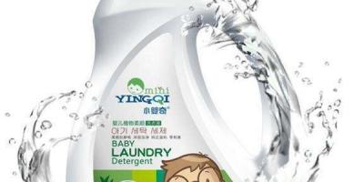 十大口碑最好的婴儿洗衣液品牌
