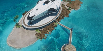 豪华高贵的全球十大知名游艇