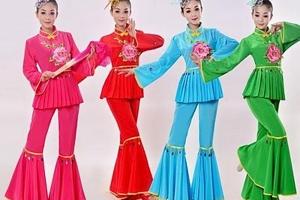最受欢迎的秧歌服十大优质品牌