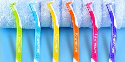 舒适柔软的牙缝刷十大品牌