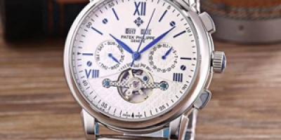 男士手表排行榜10强展示,哪一款更能打动你?
