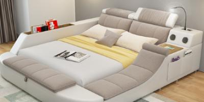 布艺床有哪些品牌,布艺床十大品牌排行榜